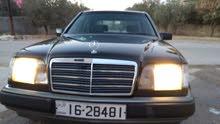 Manual Black Mercedes Benz 1986 for sale