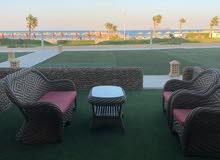شاليه sea view روعه ( بورتو ساوث بيتش)