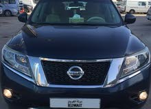 Nissan Pathfinder 2014 For sale - Grey color