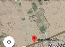 ارض تقع بين خط جازان ابوعريش مدخل البديع والقرفي