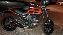 دوكاتي سكرامبلر 400cc