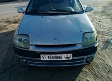Used 2001 Clio for sale