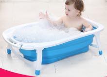 بانيو حمام اﻻطفال جميع الوان المنزلي