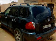 2006 Used Santa Fe with Automatic transmission is available for sale
