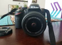 D3200 very less shutter count, brand new condition.