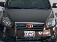 Geely Emgrand X7  SUV Full Option