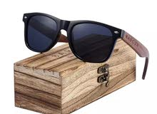 نظارات خشبية