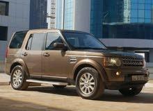 Landrover LR4 V6 HSE brown
