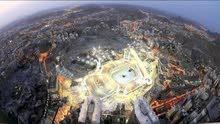 بناء مساجد في مكة داخل حد الحرم