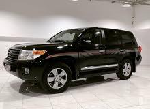 Toyota Land Cruiser GX-R 2013