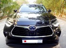 Toyota Highlander Hybrid, 2020, Automatic, 5000 KM, Under Warranty