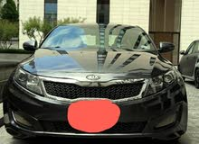 كيا اوبتيما للبيع موديل 2012 سيارة نطيف البيع بداعي السفر