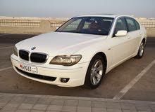 BMW 730LI بحالة ممتازة