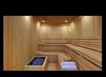 حمام ساونا بسعر منافس