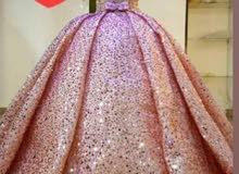 فستان خطبة واعراس للايجار او البيع