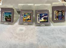 gameBoy tape- اشرطة لعبة القيم بوي