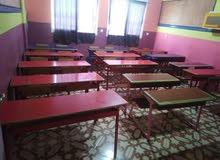 طاولات مدرسية