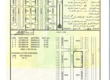 أرض سكني تجاري للبيع أرض جو المرحلة الأولى
