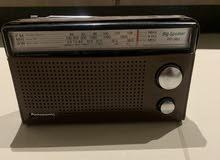 راديو Panasonic جديد