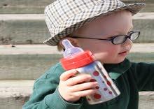 دلوقتى متشيليش هم الخروج مع البيبرونة والتورمس 2 فى 1 هتحافظ لك ع درجة حرارة اللبن او مشروب طفلك