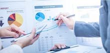 ابحث عن وظيفة في الادارة المالية