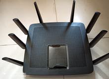 Linksys EA9500 AC5400 WI FI Gigabit Max Stream Router.