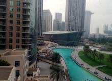 Semi - Furnished Beautiful Family Flat available on immediate basis for Rent in Downtown Dubai !