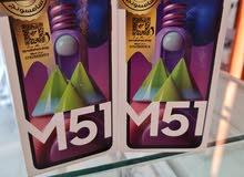 سامسونك كلكسي M51 جديد
