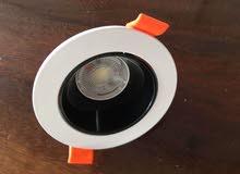 مصابيح سبوتلايت مضاده للوهج بسعار مغريه