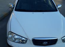 Hyundai Avante 2000 For sale - White color