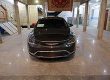 Chrysler 200 car for sale 2016 in Basra city