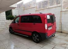 باص مرسيدس فيتو 2010 نقل مشترك 5 - 8 ركاب 115CDI