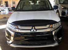 Automatic Black Mitsubishi 2016 for sale