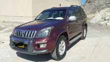 For sale 2009 Maroon Prado