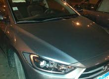 هيونداى الينترا 2017 لاايجار بدون سائق