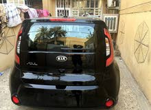 Kia Soal 2016 For sale - Black color