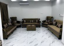 For sale Sofas - Sitting Rooms - Entrances that's condition is New - Muscat