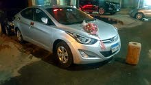 Automatic 2015 Elantra for rent