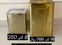 زيت زيتون ( عجلوني اردني ) طبيعي 100٪ على الفحص