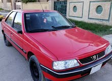Peugeot 405 1993 For sale - Red color