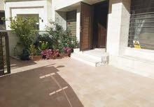 شقة ارضية 147م  للبيع في الدوار السابع