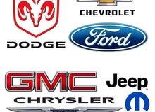 (أخصائيين أمريكي )قطع غيار السيارات الأمريكية جي ام سي شفرولية  فورد.0527853001