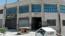 عمارة صناعي خمس مخازن كبار مساحة 400 في ابوعلندا قرب دوار صالات الاصايل قابل