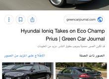 Automatic Hyundai Ioniq 2017