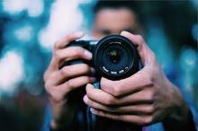 مطلوب مصور او مصورة ومخرج للعمل في شركة بالرياض