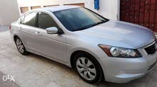 Honda Accord car for sale 2009 in Al Masn'a city