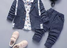 ملابس أطفال إلكترونيات وتوزيعات