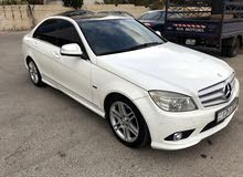 km Mercedes Benz C 200 2008 for sale