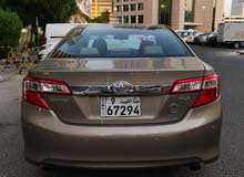 Toyota Camry 2015 GLX with Sunroof. Al Sayer Maintained.