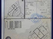 ارض سكنية في فلج الشام مساحة 800 متر